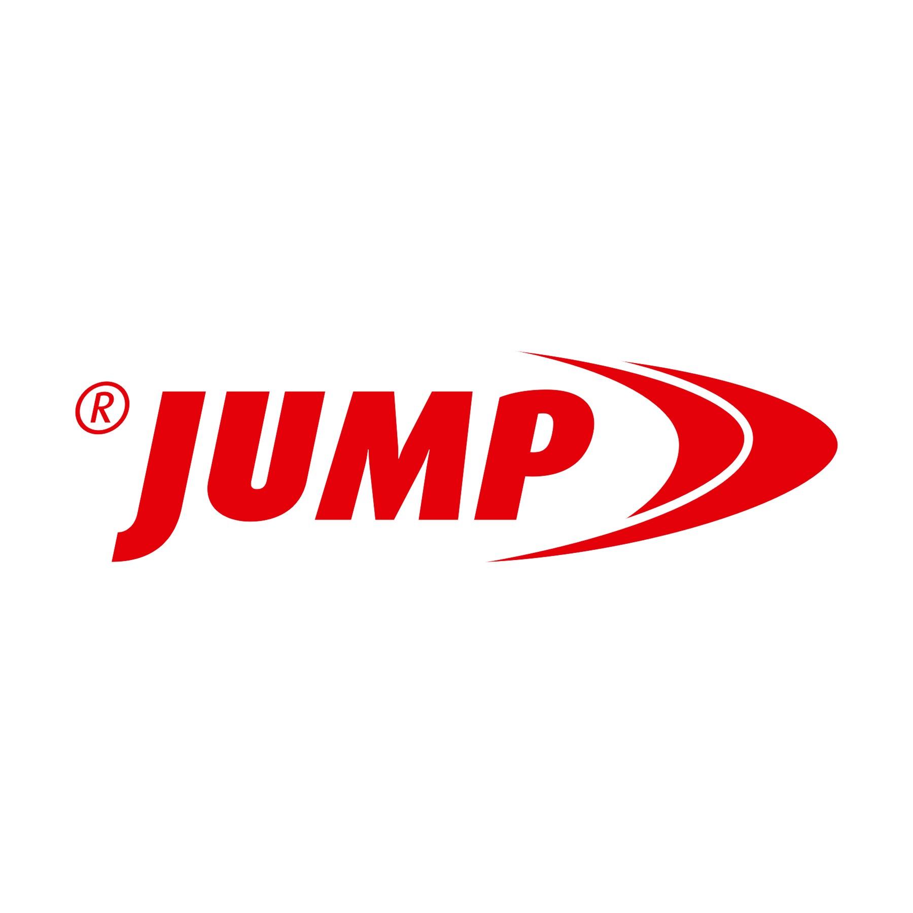 Jump logo design