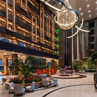 Regnum Carya Hotel Lobby Lobby