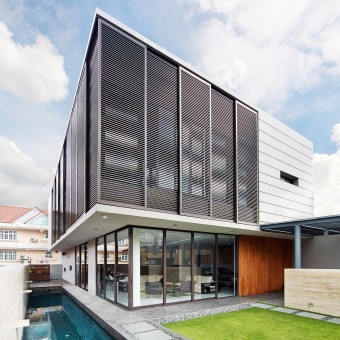 Screen House Eco Residential