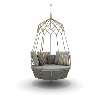 Gravity Swing Sofa By Maria Neus Alos