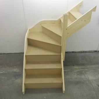 Kwik Stairs Flat Pack Stair Kit By Jon Hyams
