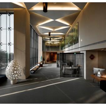 Modern Aesthetic Medicine Building Interior Design