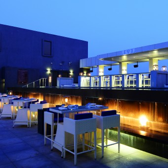 Level 12 Rooftop Restaurant And Lounge