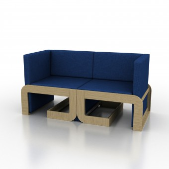 Dimension Sofa Bed