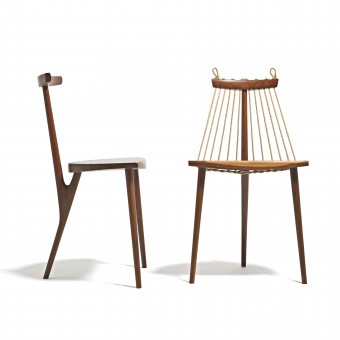 Beau Three Legged Chair By Ricardo Graham Ferreira