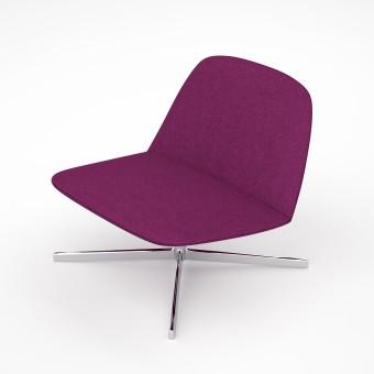 Enjoyable Bunny Swivel Easy Chair Creativecarmelina Interior Chair Design Creativecarmelinacom