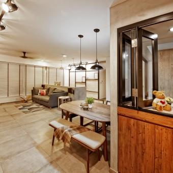 Hygge Sanctuary Residential Interior