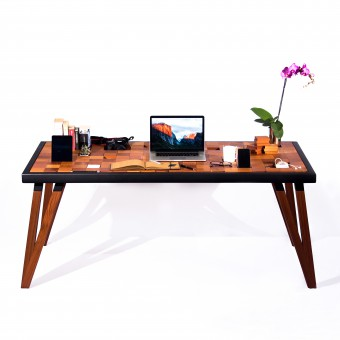 Timbiriche Work Table By Cecilia Alcocer And Diego Lizama