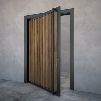 Jpdoor Ventilated Pivot Door
