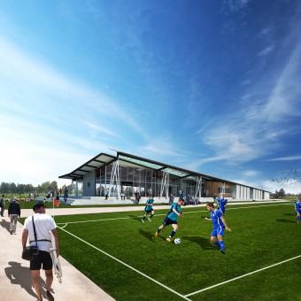 Tku Football Clubhouse