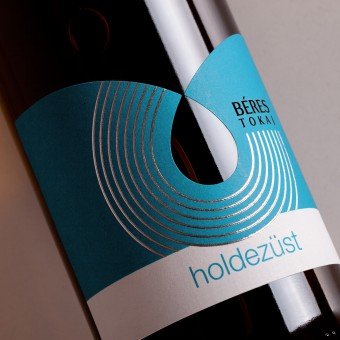 Beres Tokaj Wine Label