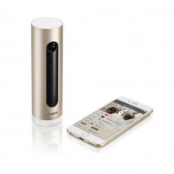 Netatmo Welcome Indoor Home Security Camera By Alexandre Moronnoz