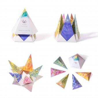 Bloom Tea Packaging And Branding By Danyang Pang