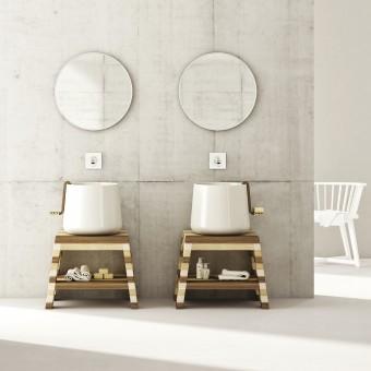 Disegno Ceramica Catino.Catino Bathroom Collection