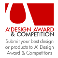 A'Design Award Call for Submissions Banner 120x120