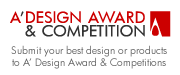 A'Design Award Call for Submissions Banner 180x75