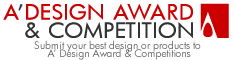 A'Design Award Call for Submissions Banner 234x60