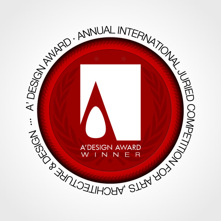 Design Award Winner Badge