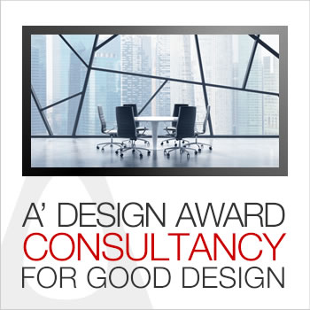 A 39 design award and competition design consultancy service for Design consulting services