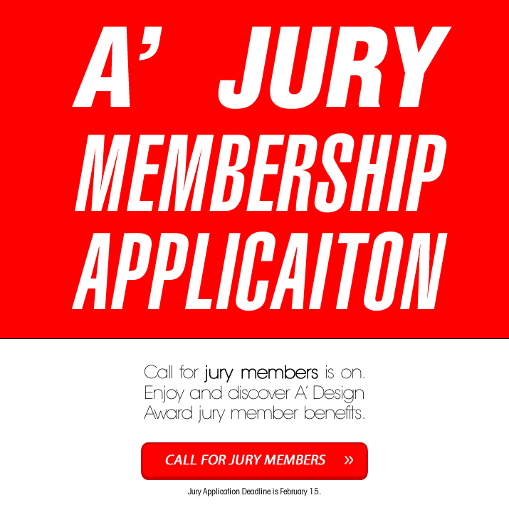 Apply as Jury Member