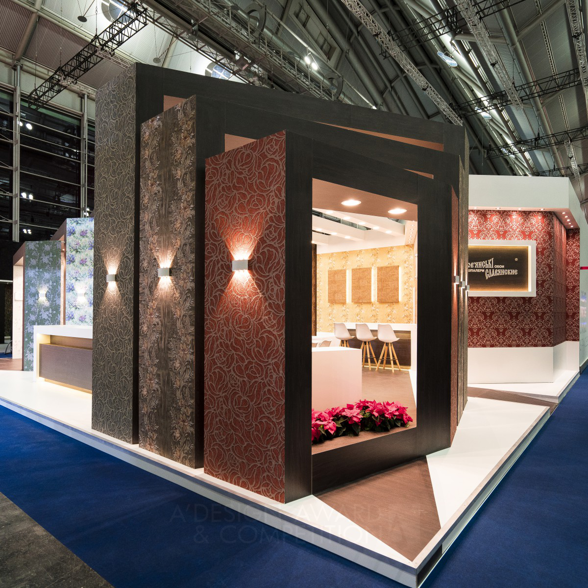Spatial Illusion Exhibition Stand