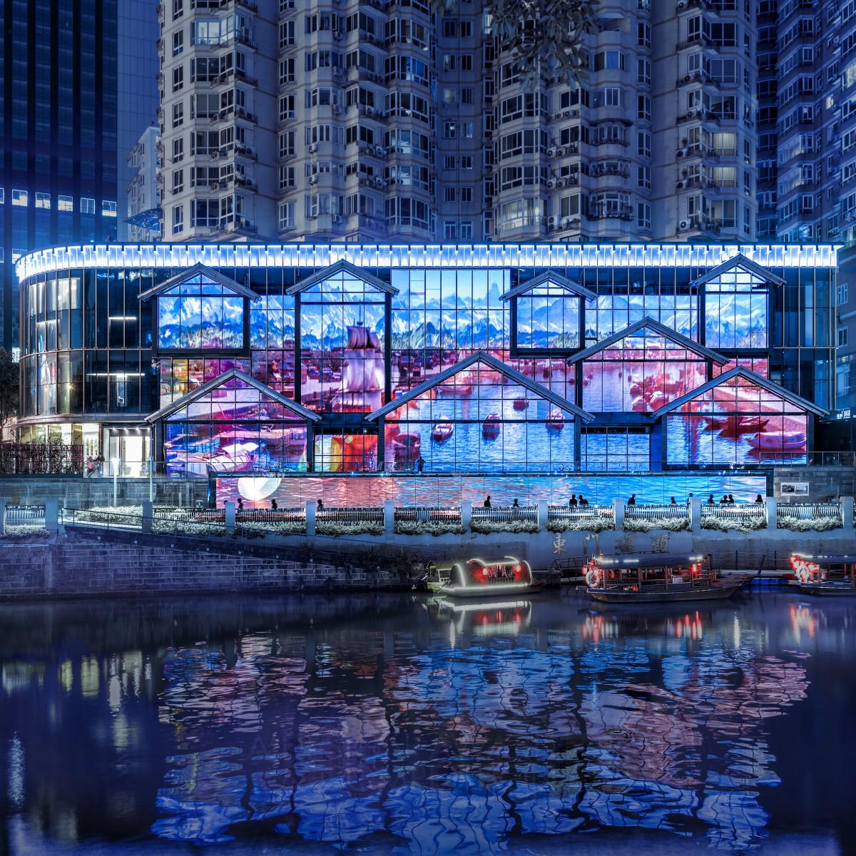 Dongmen Wharf Wharf Renovation
