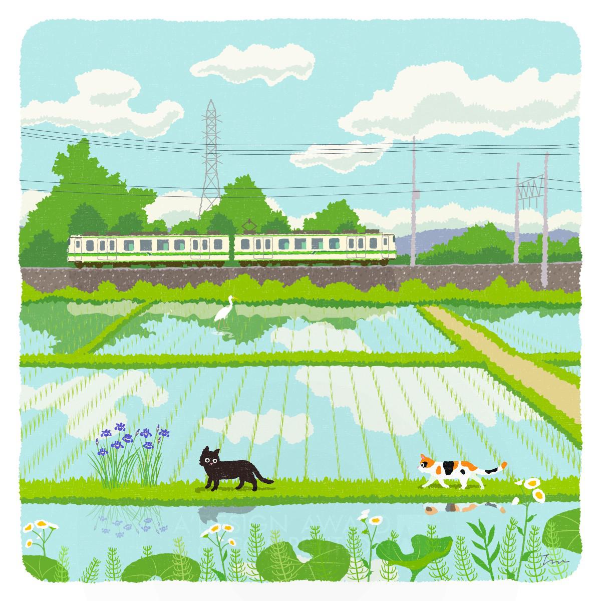 Tabineko Illustration Calendar
