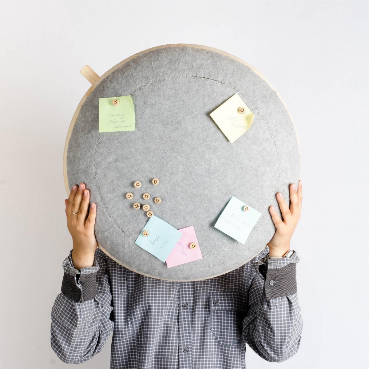 PinTheTime  Planner Clock