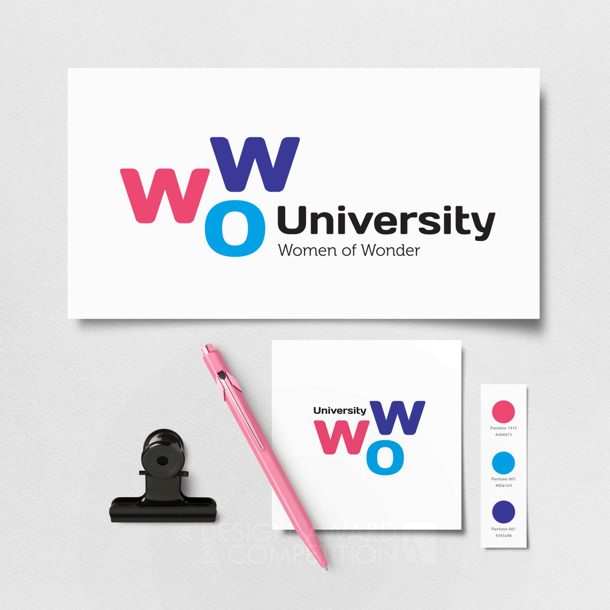 Women of Wonder University Brand Identity