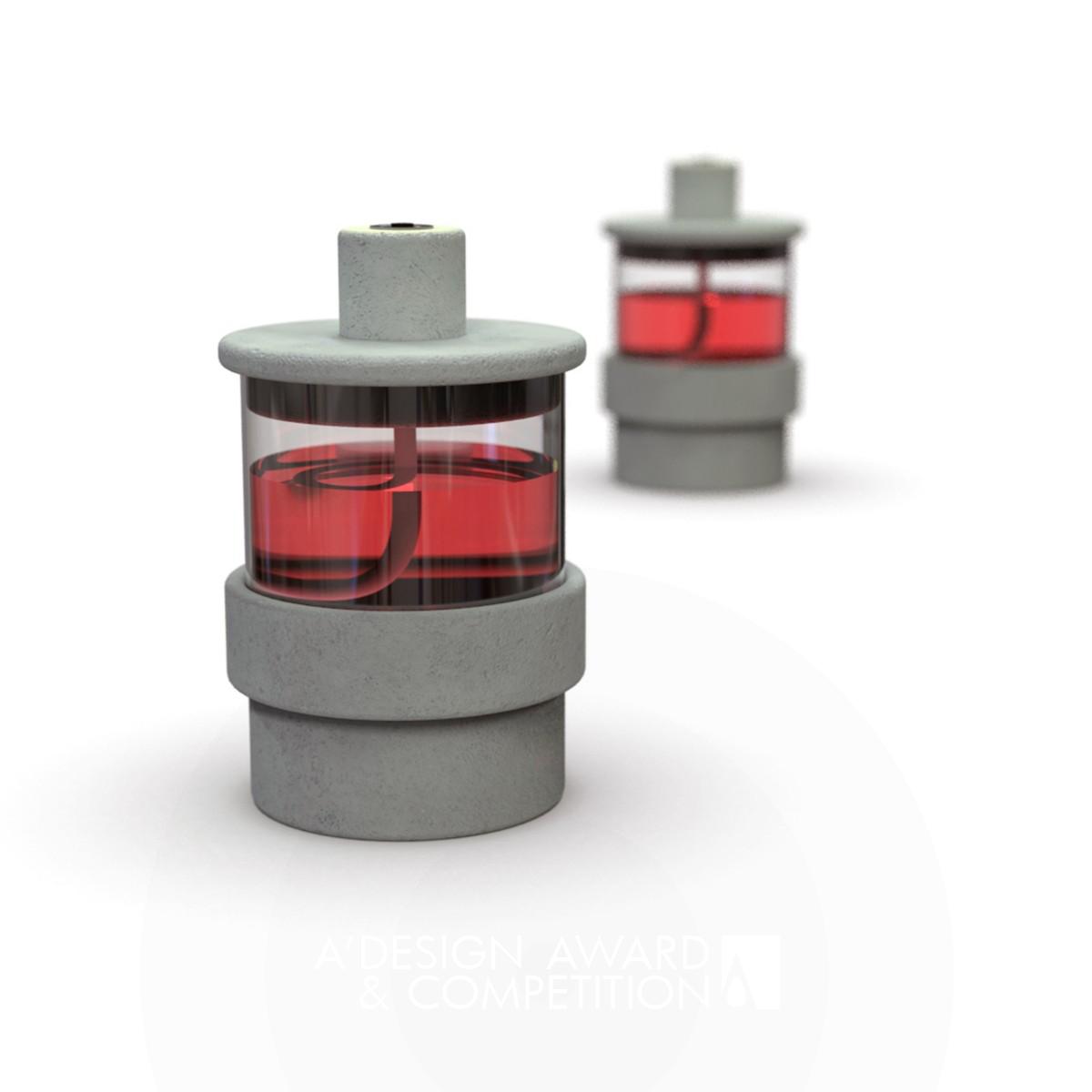 Liquid Fuel Candle