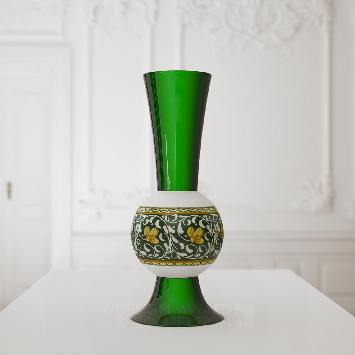 Castelli di Ceramica Multifunctional Pot