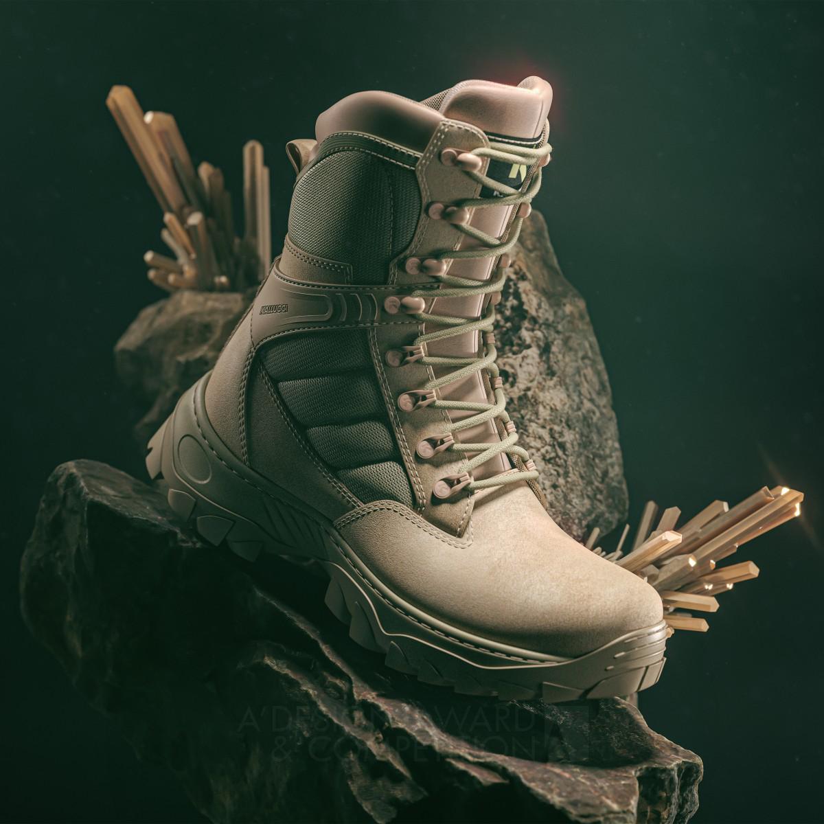Kallucci Boot 3D Key Art