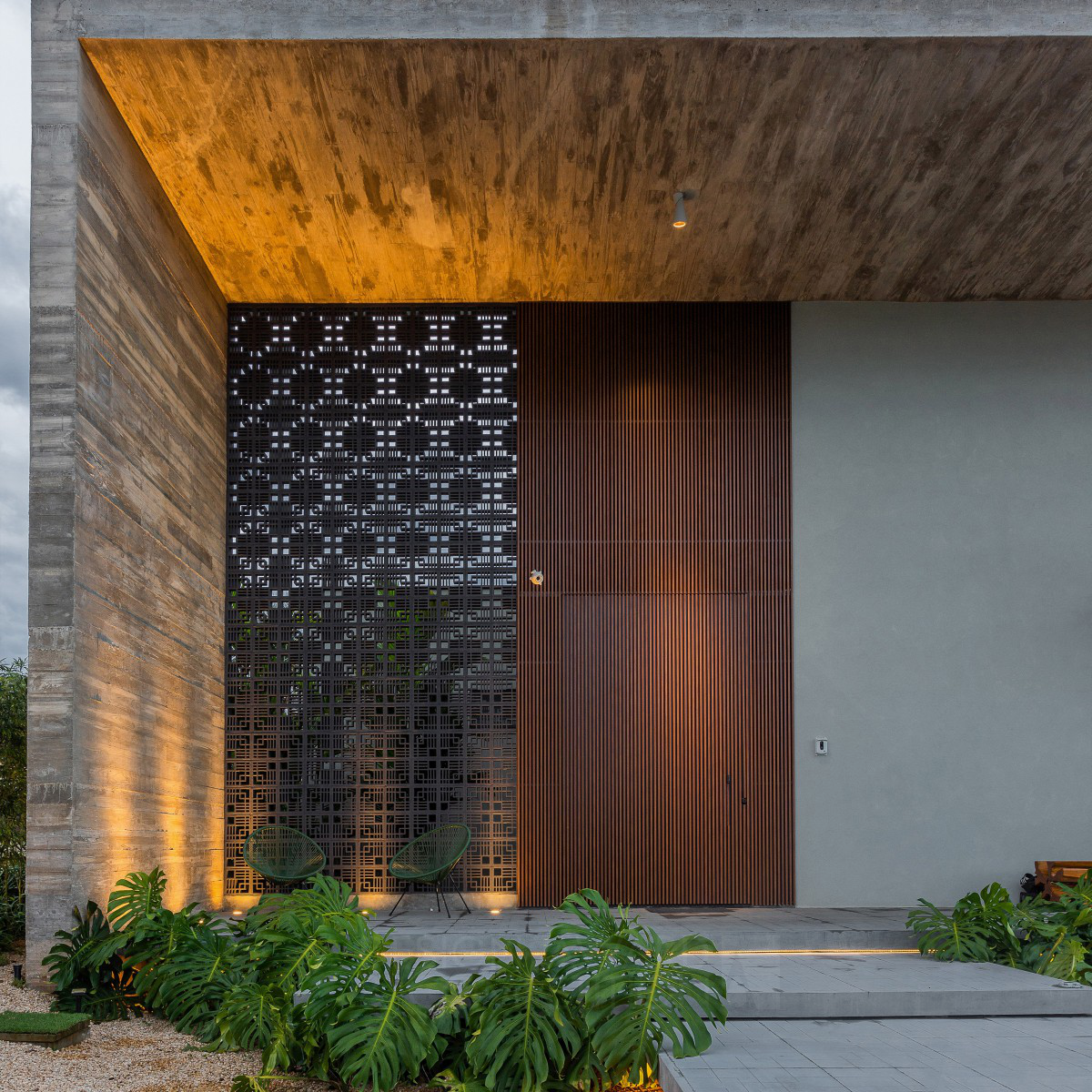 Cobogos House Residential Project