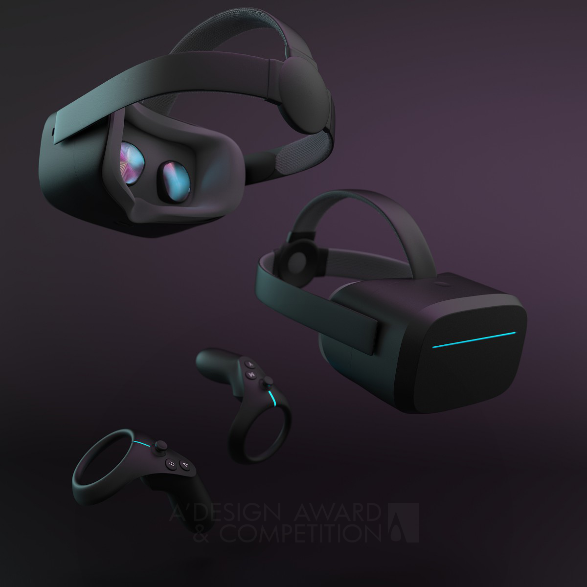 Pineal VR Headset