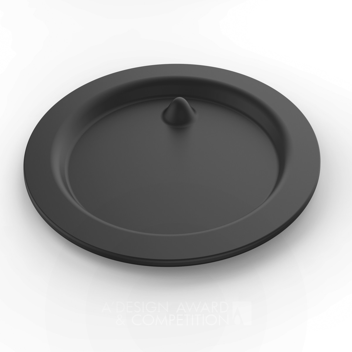 3D Plate Food Separation by Surfaces