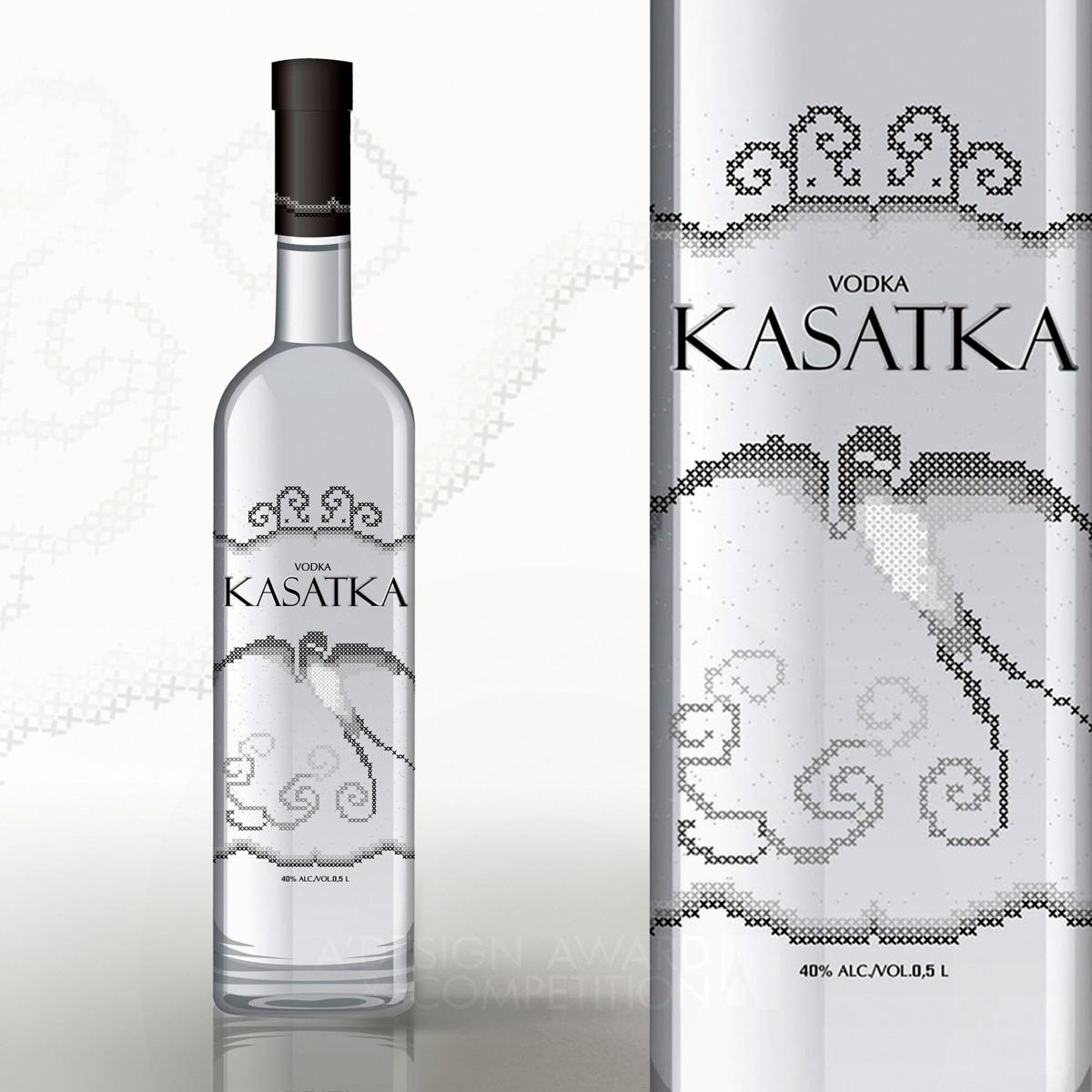 Kasatka Vodka