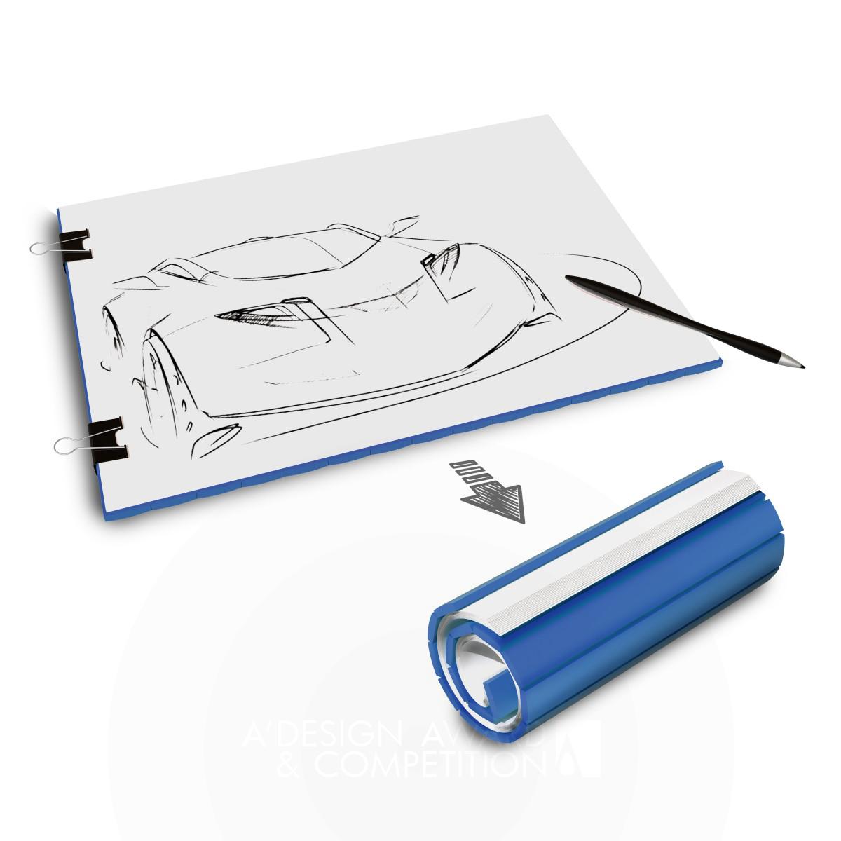 Roll it Sketch board