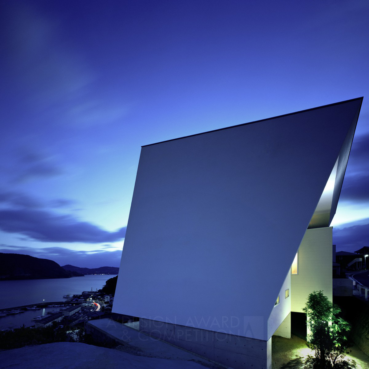 I-house residence