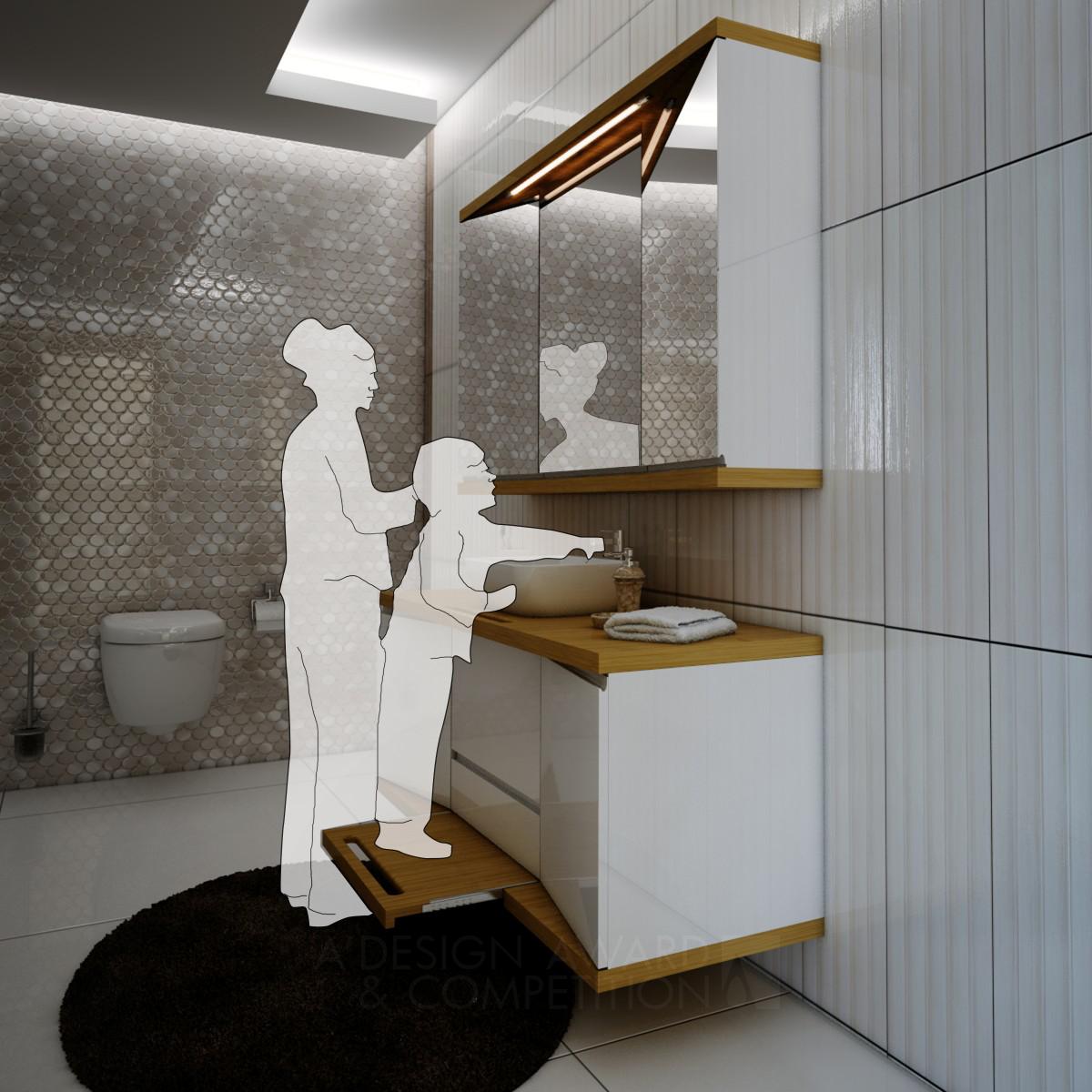 MYBath Bathroom Cabinet