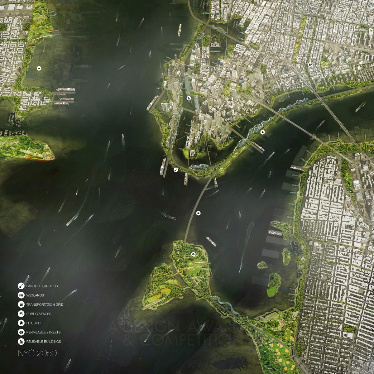 NYC 2050 City Masterplan