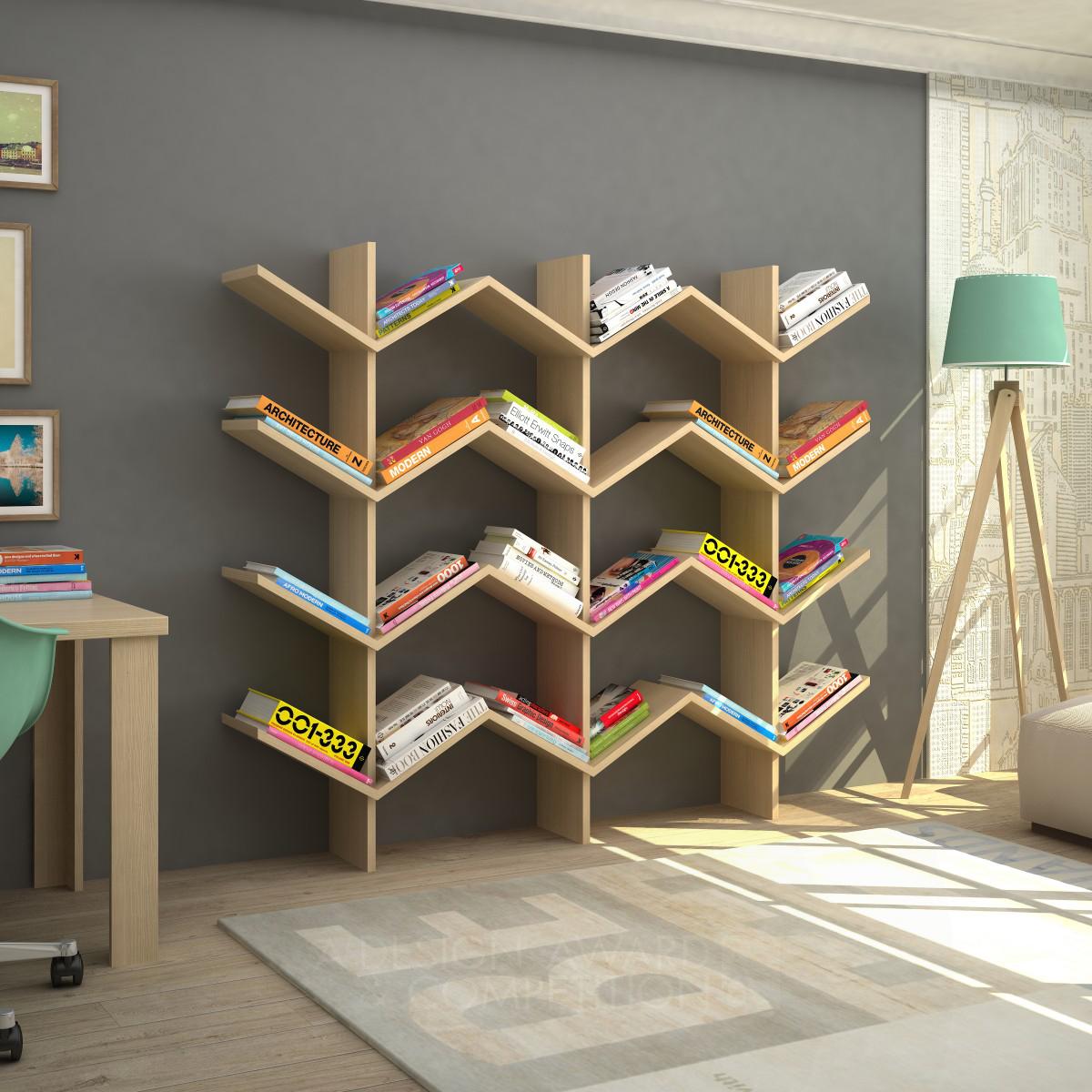 VBookcase Bookshelf