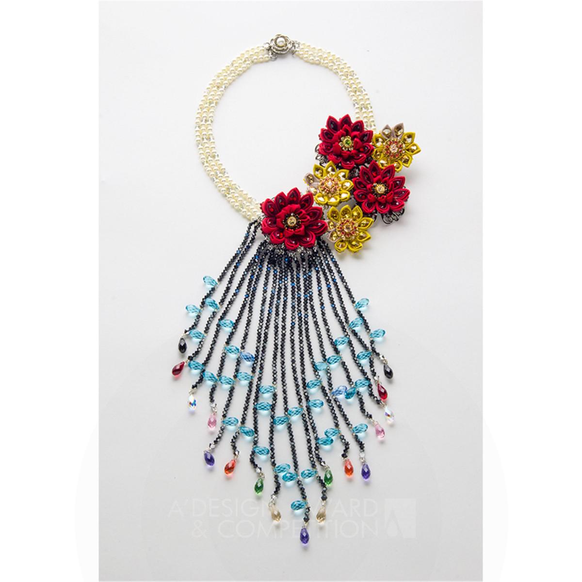 Phoenix in Bloom Necklace