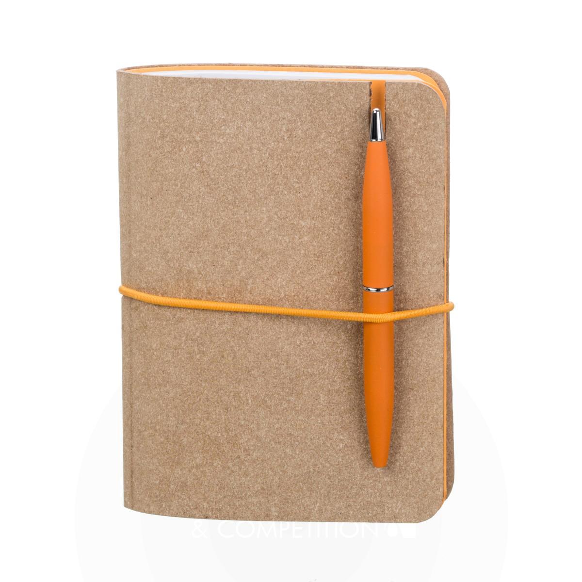 Pocket Refillable notebook