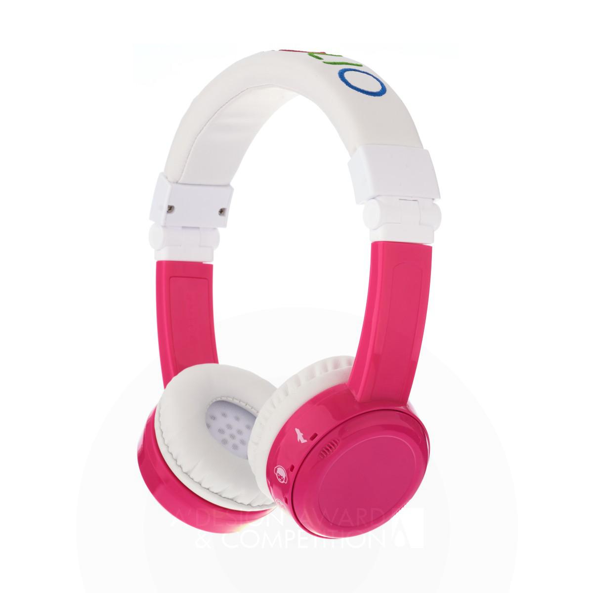 BuddyPhones InFlight Kids Headphones