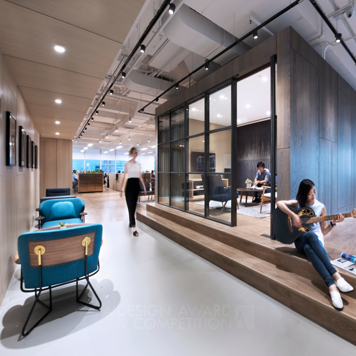 Warner Music  Workplace Office