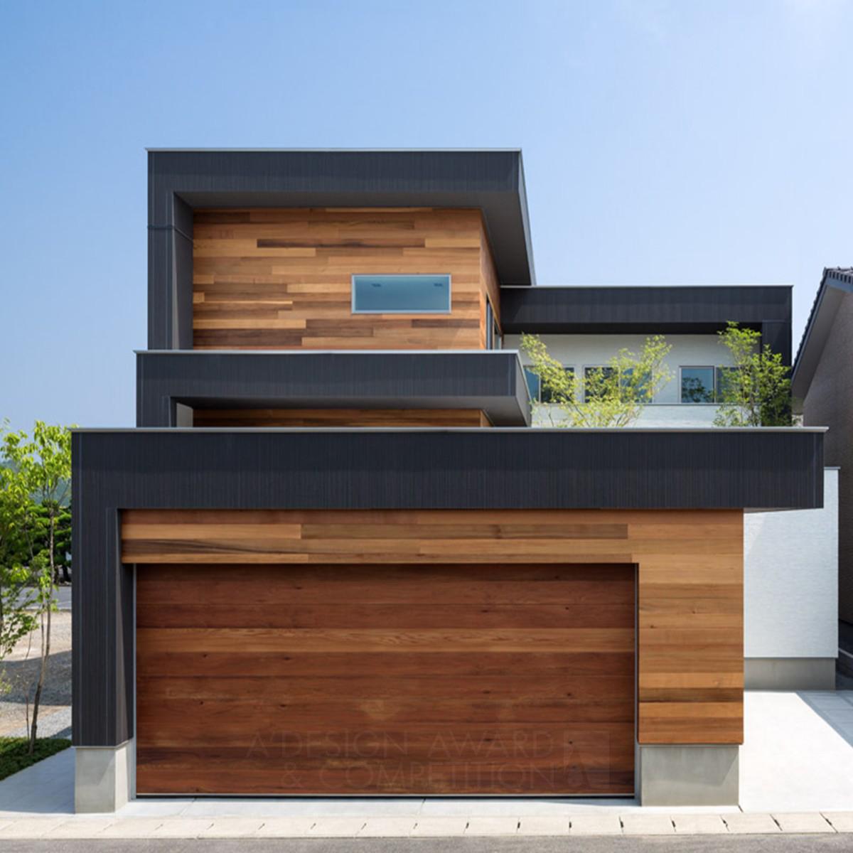 M4-house [ House of Overlap ] House