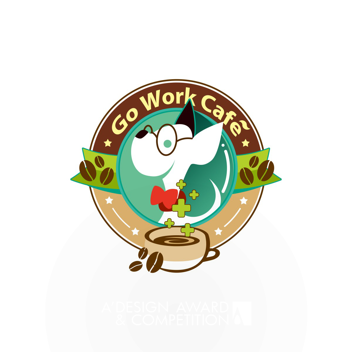 Go Work Corporate Identity