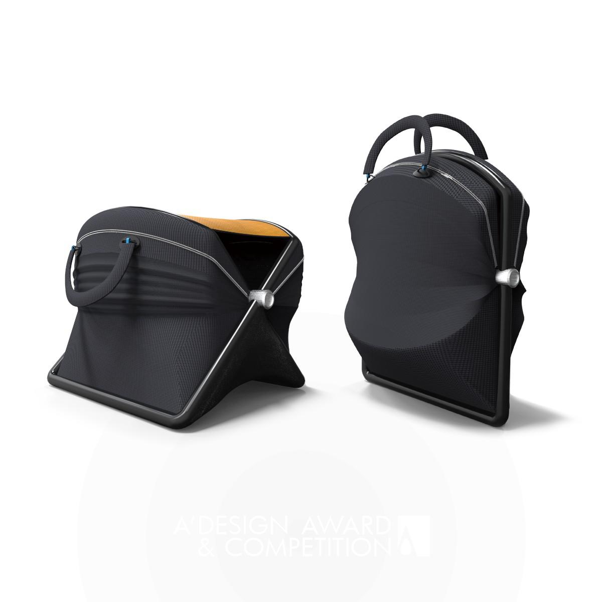 Xit Transforming Bag for Sitting
