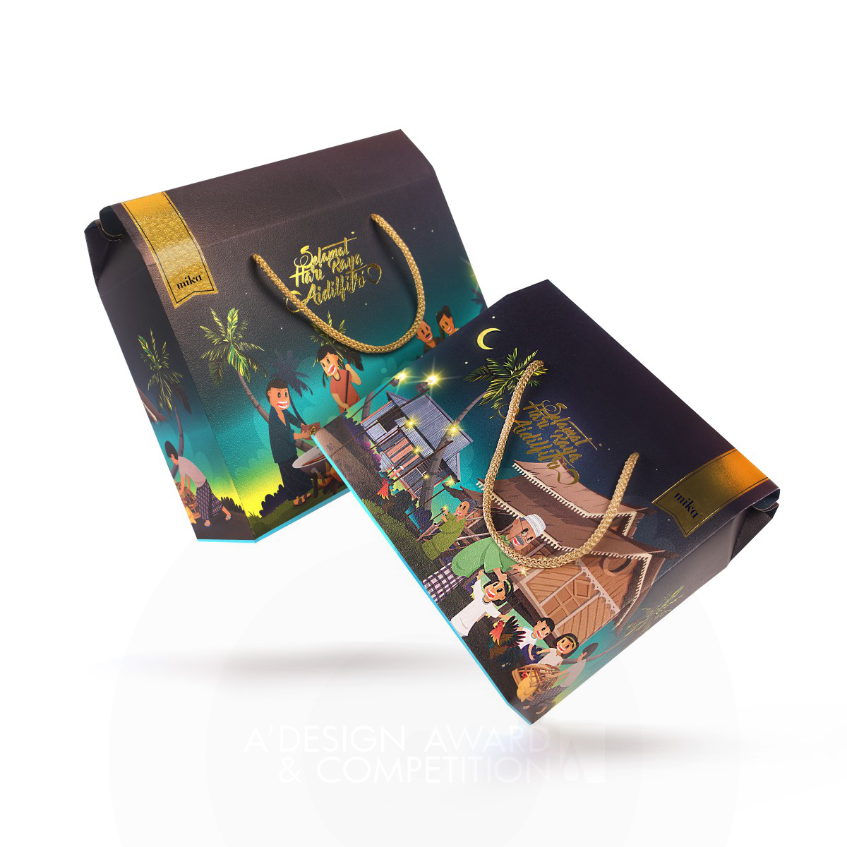 Malaysian Festive Packaging Collection Packaging Box