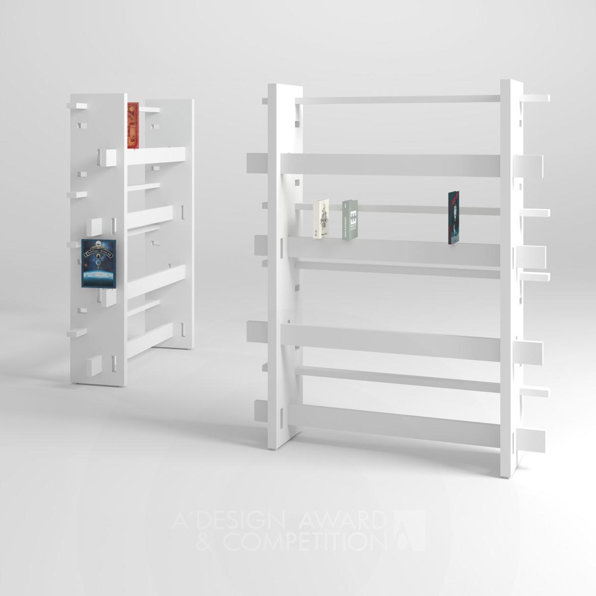 More Is Different Bookshelf